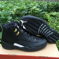 Air Jordan 12 ¡°The Master¡± AJ 12 Men Women Basketball Shoes