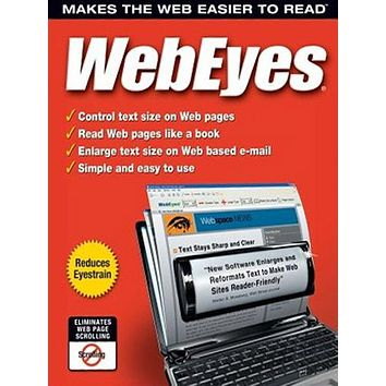 WebEyes 2.2 - Makes the Web Easier to Read