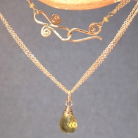 Necklace 273 - GOLD
