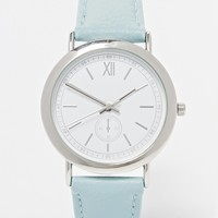 ASOS Vintage Watch with Mini Dials