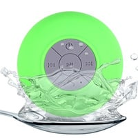 Mini Bluetooth Speaker Waterproof (Portable + Resistant)