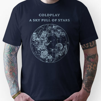 """A Sky Full of Stars"""" - Coldplay Unisex T-Shirt"""