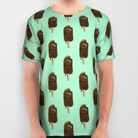 Oh Fudge All Over Print Shirt by Andrew Henry