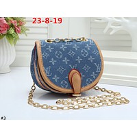 LV 2019 new personality female shoulder bag Messenger bag #3