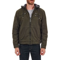 Andres Jacket with Removable Hood