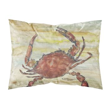 Cooked Crab Yellow Sky Fabric Standard Pillowcase SC2022PILLOWCASE