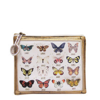 Granny's Attic butterfly make-up bag by Disaster Designs | Little Moose | Cute bags, gifts, toys, jewellery and accessories from independent designers and famous brands
