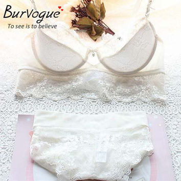 New Sexy Bra Set Lace Lingerie Bra Set Push Up Bras And Underwear Sets Plus size Adjustable Bra And Panties Set