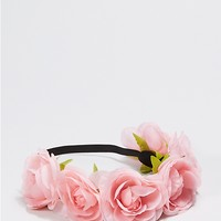 Blooming Beauty Flower Crown
