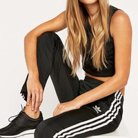 adidas Firebird Black Track Pants - Urban Outfitters