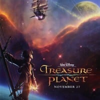Treasure Planet 27x40 Movie Poster (2002)