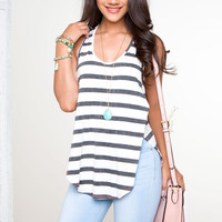 Millicent Striped Top