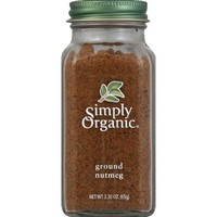 Simply Organic Nutmeg, Ground - Walmart.com