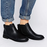 ASOS ACUTE Chelsea Ankle Boots at asos.com