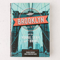 Off Track Planet's Brooklyn Travel Guide: For The Young, Sexy And Broke By Freddie Pikovsky & Anna Starostinetskaya   Urban Outfitters