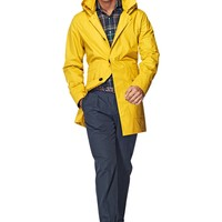 Yellow Raincoat J268i | Suitsupply Online Store