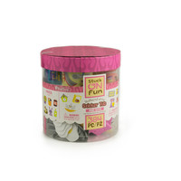 PomTree Home Decor Small Sticker Tub