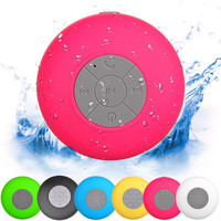 SALE !!!!!  Bluetooth Speaker, Waterproof Wireless Hand-free Shower Speaker Compatible with All Bluetooth Devices for Showers, Bathroom, Pool, Boat, Car, Beach, & Outdoor Use