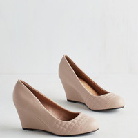 ModCloth Savor Sweetness Wedge