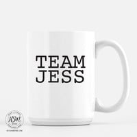 Team Jess Gilmore Girls