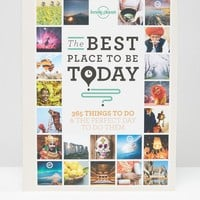 Lonely Planet Best Places to be Today
