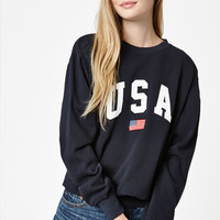 John Galt Erica USA Sweatshirt at PacSun.com