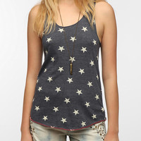 Alternative Meegs Printed Racerback Tank Top