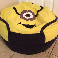 Minion Bean Bag Filled