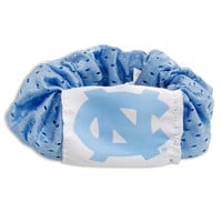 North Carolina Tar Heels NCAA Hair Twist