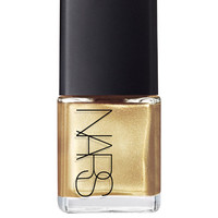 Nars Nail Polish in Milos Rich Gold | Beauty | Liberty.co.uk