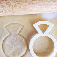 Wedding Ring Cookie Cutter