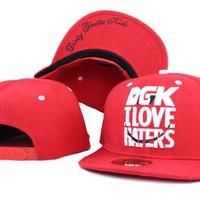 Perfect DGK snapbacks hats Women Men Embroidery Sports Sun Hat Baseball Cap Hat
