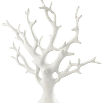 Coral Tree Jewelry Holder
