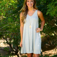 Striped to Perfection Dress
