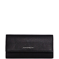 Givenchy - Pandora Flap Continental Wallet - Saks Fifth Avenue Mobile