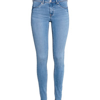 Feather Soft Low Jeggings - from H&M
