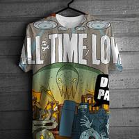 All Time Low Don't Panic Front All Over Tshirt