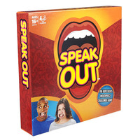 Hot 1 Pcs/Set Speak Out Game Best Selling Board Game Interesting Party and Family Game and 20 Pc Lip Cheek Retractor Mouth Opene