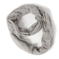 Lace Infinity Scarf  | Claire's