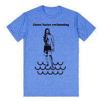 Jesus Hates Swimming