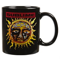 Sublime - Sun Glow 11oz Coffee Mug