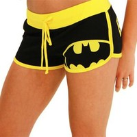 DC Comics Batman Booty Shorts - Batman - | TV Store Online