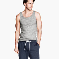 Basic Tank Top - from H&M