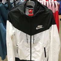 """NIKE""Autumn sports windbreaker coat [10753565443]"