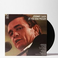 Johnny Cash At Folsom Prison LP