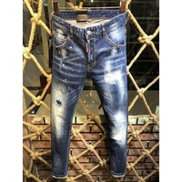 Dsquared2 Fashion Casual Pants Trousers Jeans