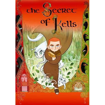 The Secret of Kells 11x17 Movie Poster (2009)