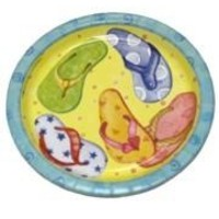 7in Sunny Day Paper Plates