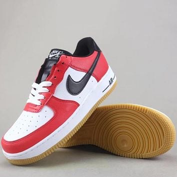 Trendsetter Nike Air Force 1'07  Women Men Fashion Casual Low-Top Old Skool Shoes