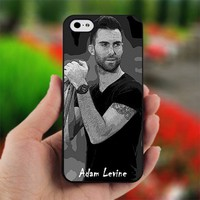 Adam Levine - Maroon 5 - Photo on Hard Cover For iPhone 5